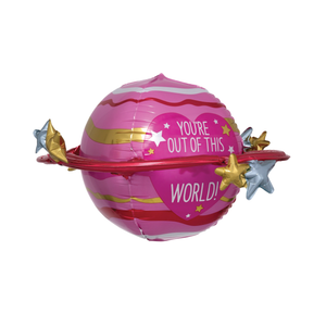 Valentine Out of this world Balloon
