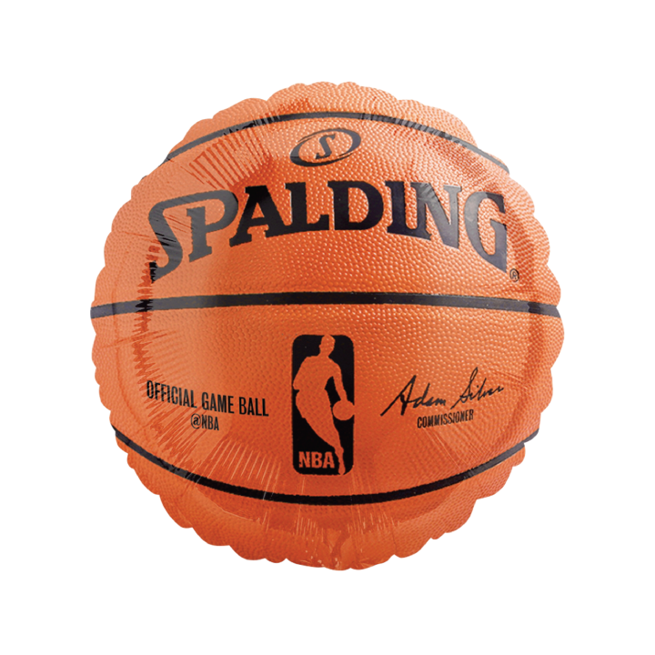 Spalding NBA Basketball Licensed Balloon