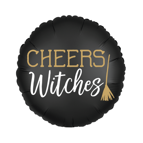 Cheers Witches Balloon