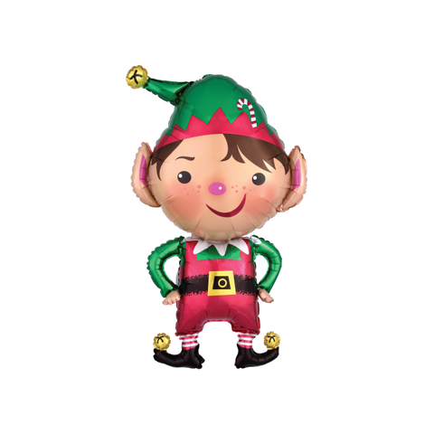 Christmas Elf Balloon