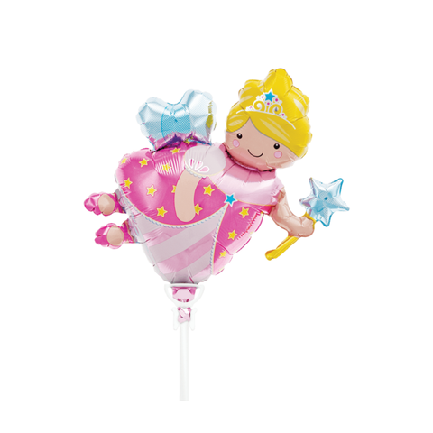 Mini Princess Fairy Godmother Balloon