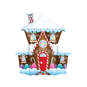 Gingerbread House Balloon