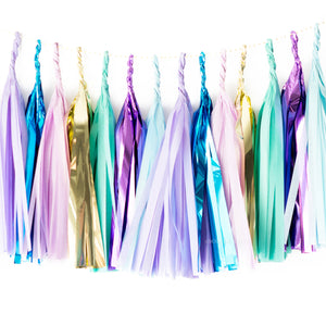 Under the Sea Paper Tassels
