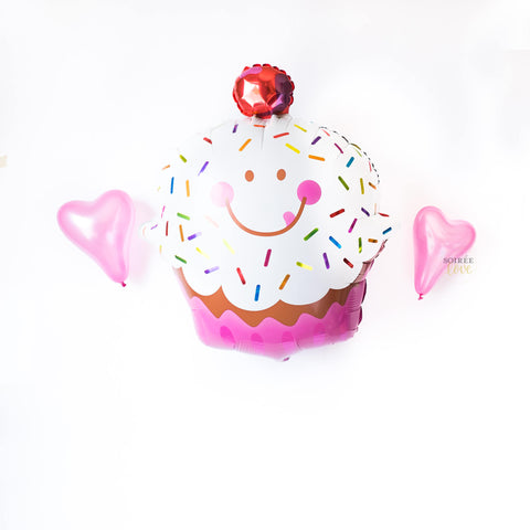 Cupcake Sprinkles Balloon
