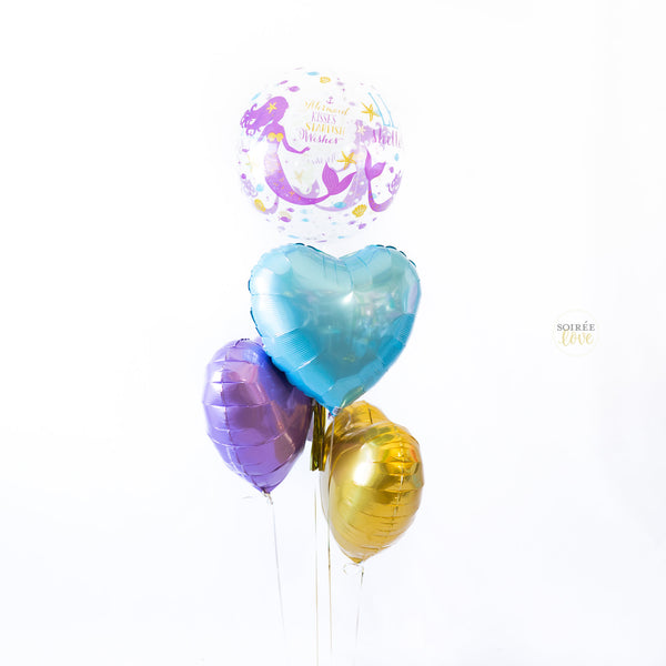 Shellebrate Mermaid Balloon