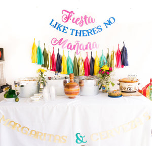 Modern Fiesta Party Box