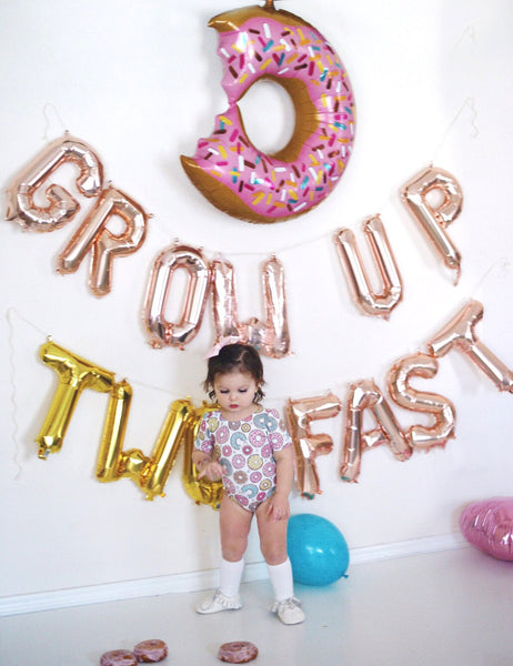 Donut Grow Up Party Box