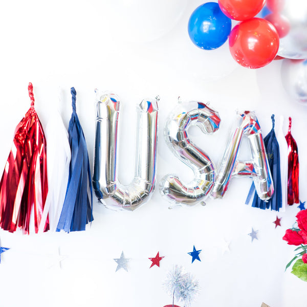 USA Balloon Banner