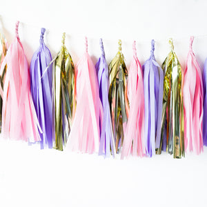 Candy Paper Tassels