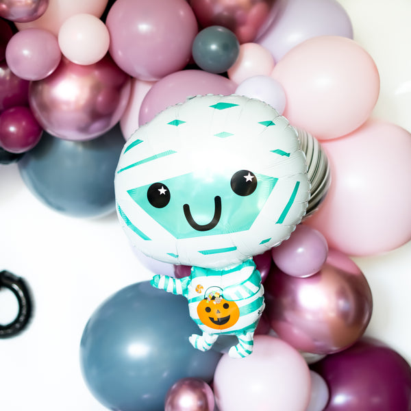 Mummy Halloween Balloon
