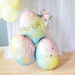 Easter Eggs Balloon