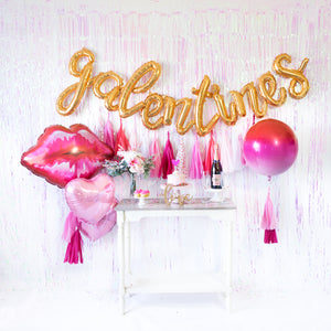 Galentines Balloon Tassel Party Box