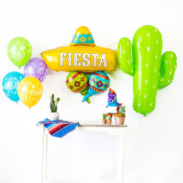 Fiesta Sombrero Party Box