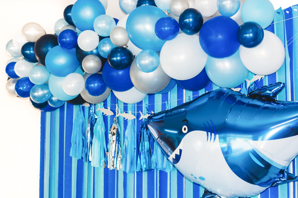 Fintastic Shark Balloon Party Box