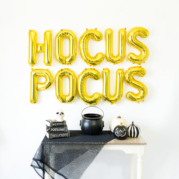 Hocus Pocus Balloon Party Box