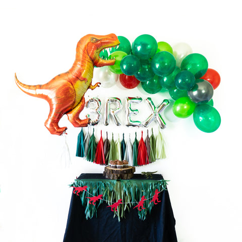 3REX Balloon Tassel Party Box