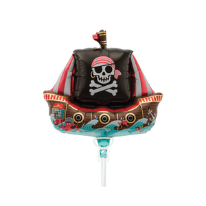 Mini Pirate Ship Balloon