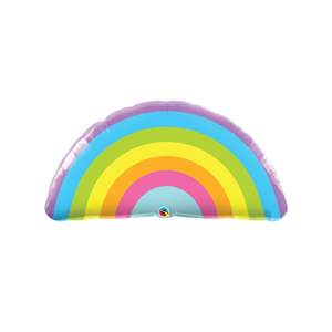Pastel Rainbow Balloon