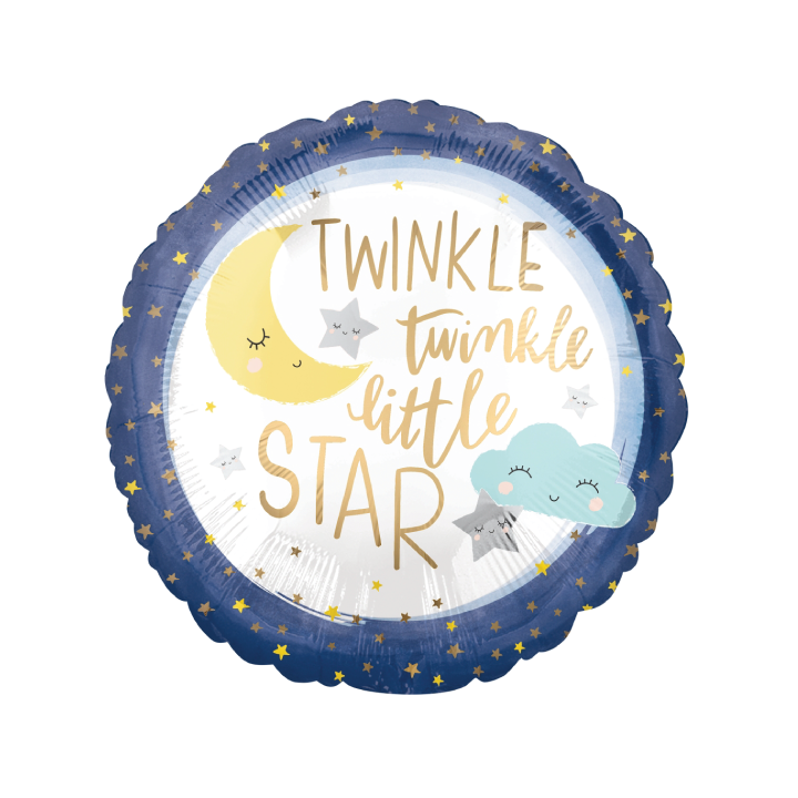 Twinkle Twinkle Little Star Balloon