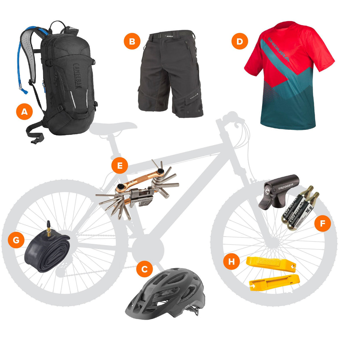 Mountain Bike Package