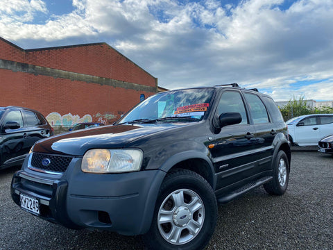 2001 Ford Escape 4WD
