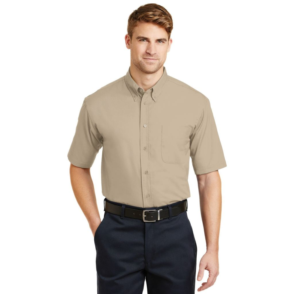 SP18 Cornerstone Short Sleeve Twill Shirt