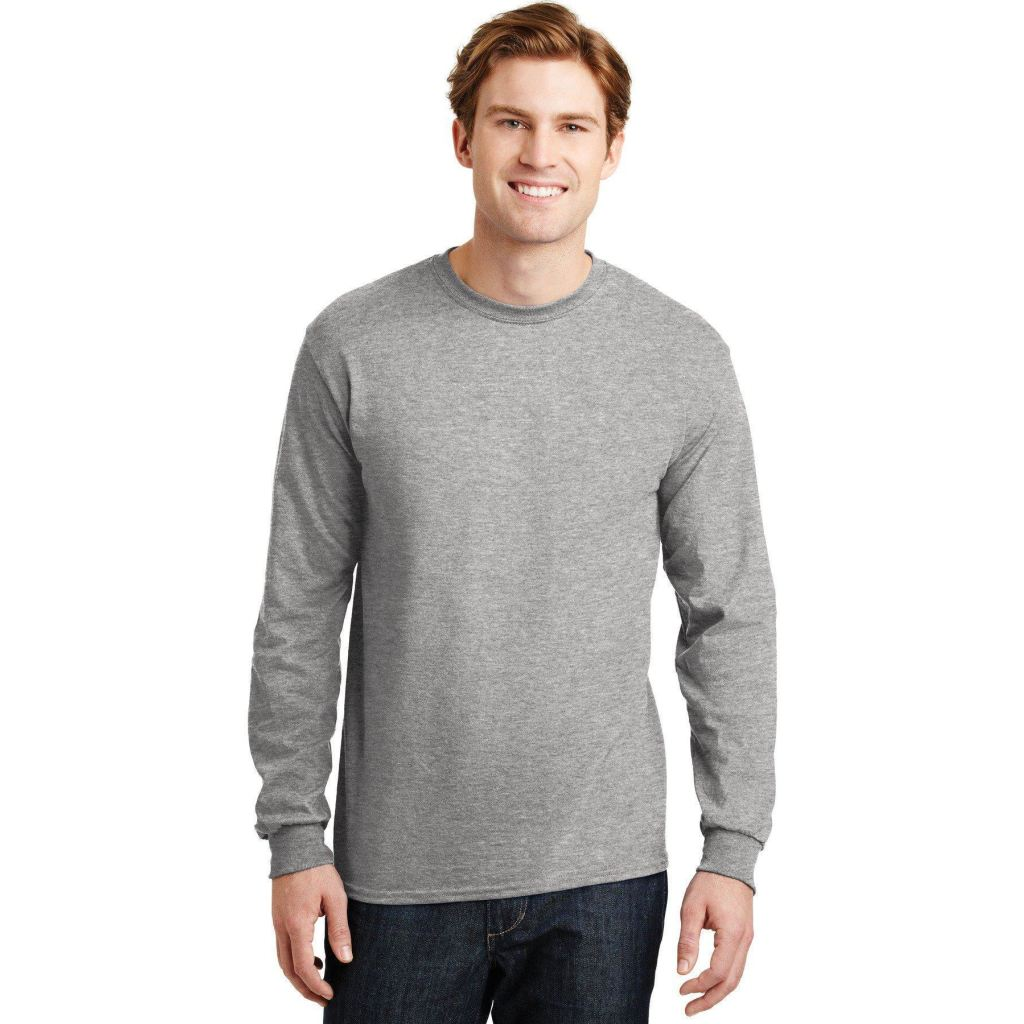 1d2a51b3d78 Venwear - Gildan® - Dryblend® 50 Cotton 50 Poly Long Sleeve T-Shirt 8400