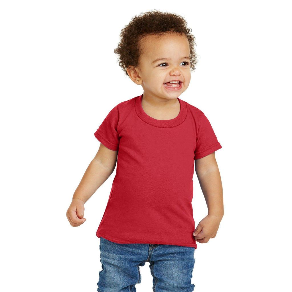 1a22d2aa Gildan® Toddler Heavy Cotton 100% Cotton T-Shirt 5100P - Red / 2T