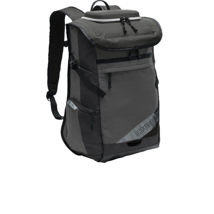 110d4562881 Ogio® X-Fit Pack 412039 - Grey  Black   Osfa - Bags