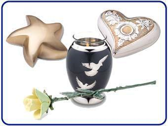 keepsake urns for human ashes