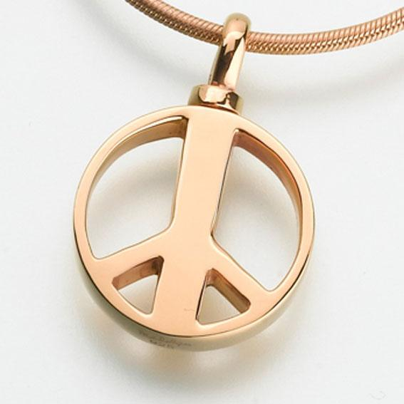 The Peace Sign Pendant