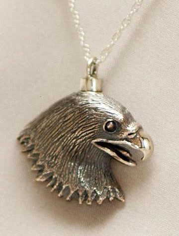 Eagle Pet Keepsake Pendant