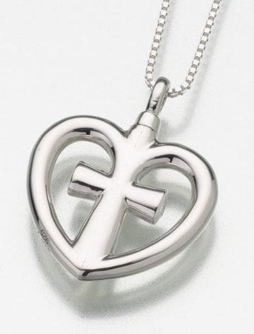 Love Cross Pendant Keepsake