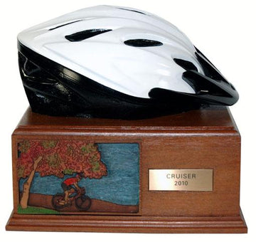 The Cruiser Bicycle Urn