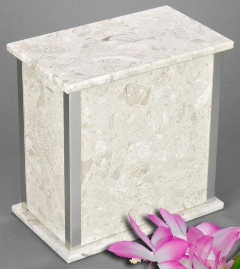 Design Pearl Marble Urn
