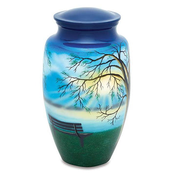 Lakeside View Adult Urn