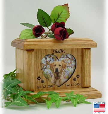 Photo Pet Urn Small