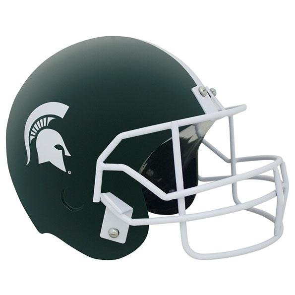 Michigan State University Helmet Cremation Urn