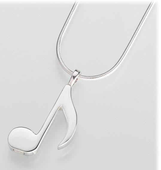 The Music Note Pendant