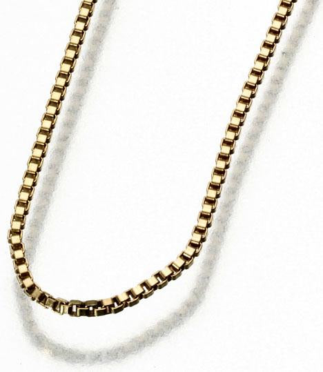 Sterling Silver / Gold Filled Box Chain