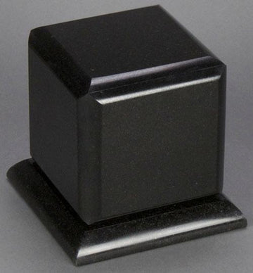 Simplicity Black Granite Infant Urn