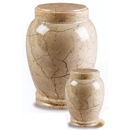Botticino Marble Pet Urn II