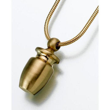 Urn Keepsake Cremation Pendant