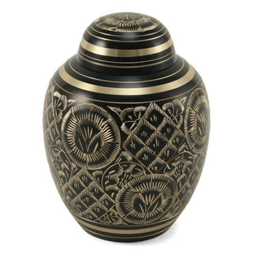 Radiance Solid Brass Infant Urn