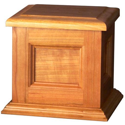 Stile & Rail Pet Wood Urns X-Large
