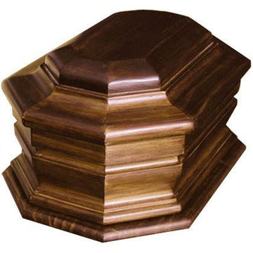 Honor Wood Urn
