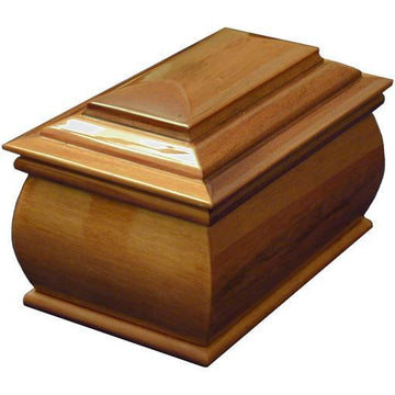 Tribute Wood Urn