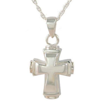 Cross Keepsake Pendant