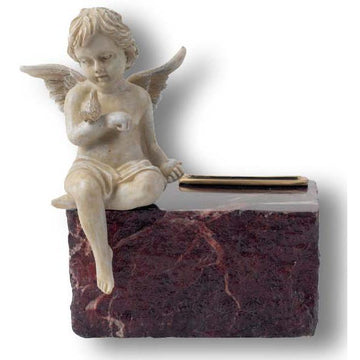 Angel & Ruby Marble Infant Urn