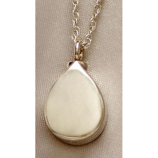 Teardrop Pet Pendant